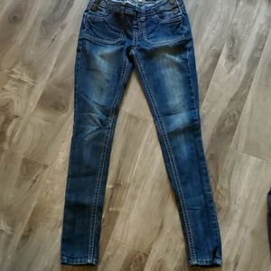 One if a kind! Hot Kiss Jeans